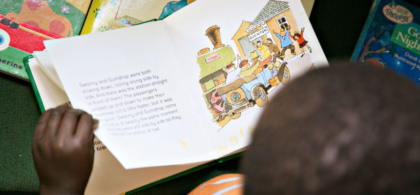 First 1000 Days – Reading to babies from the day they're born prepares them for life