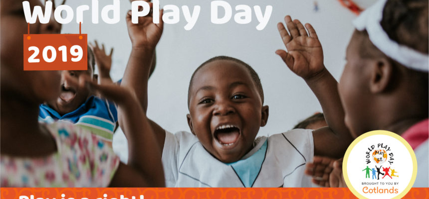 World Play Day 2019