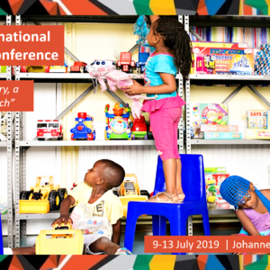 Cotlands and TLASA host the 15th International Toy Library Conference