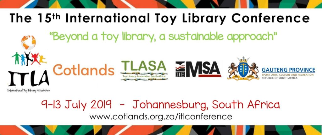 The 15th international Toy library conference