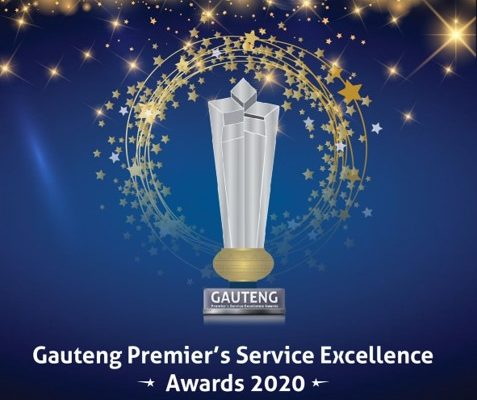 Cotlands wins a Social Transformation Award for Education & Skills Development at the 2020 Gauteng Premier's Service Excellence Awards.